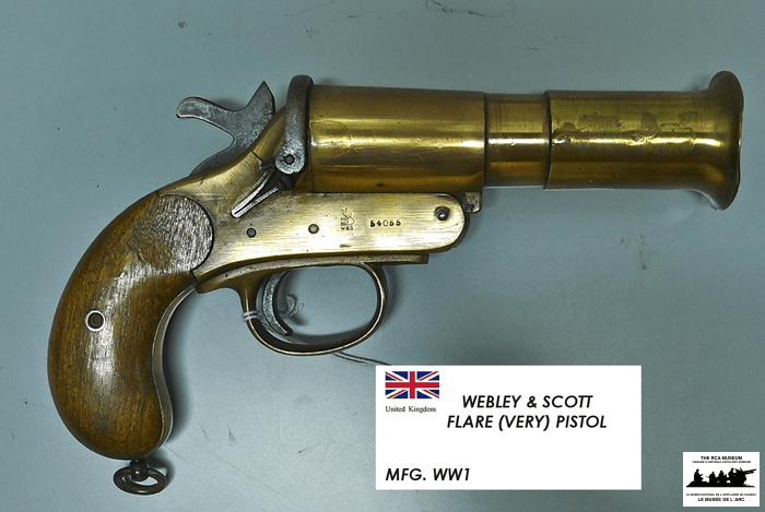 Webley-and-Scott-Very-Pistol