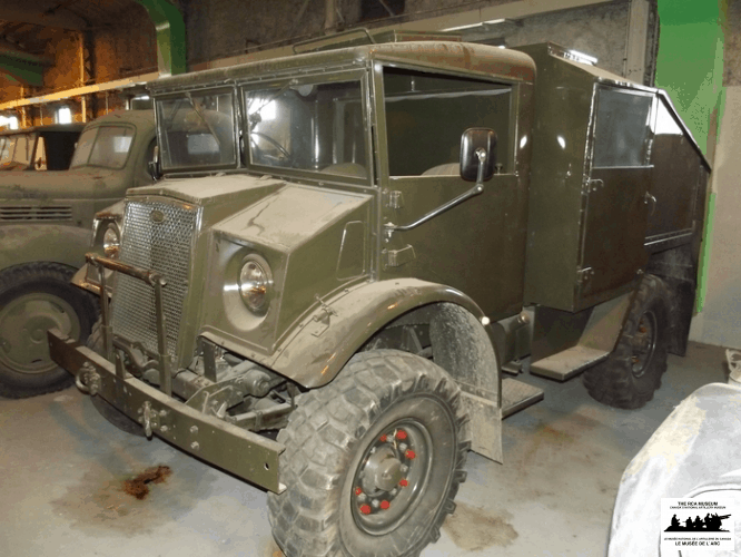 Artillery-Tractor-Modified