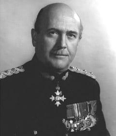MGen AB Matthews CBE, DSO, ED, CD (1909-1991)