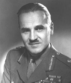 MGen AE Walford CB, CBE, MM, ED (1896-1990)