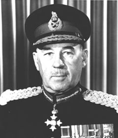 MGen HA Sparling CBE, DSO, CD (1907-1995)