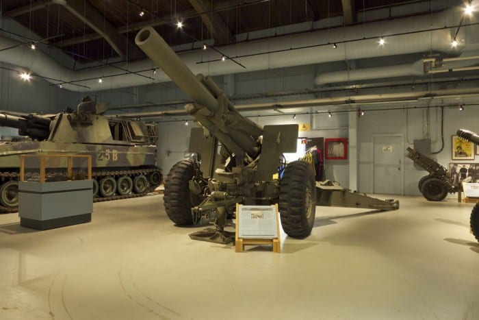 OBUSIER M-1A1 DE 155MM