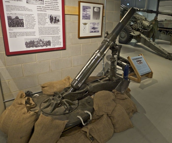 4.2 Inch Mortar M30 US