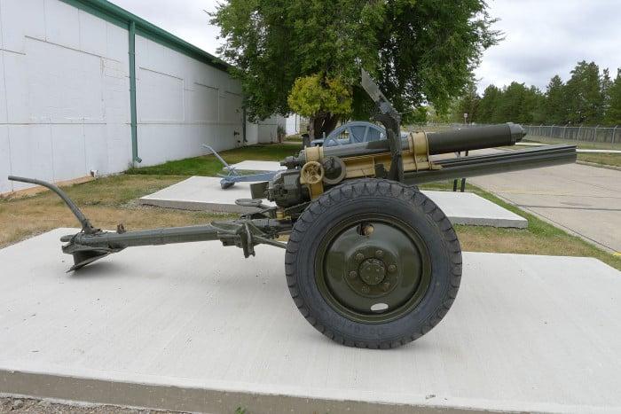75MM MOD 1917 US