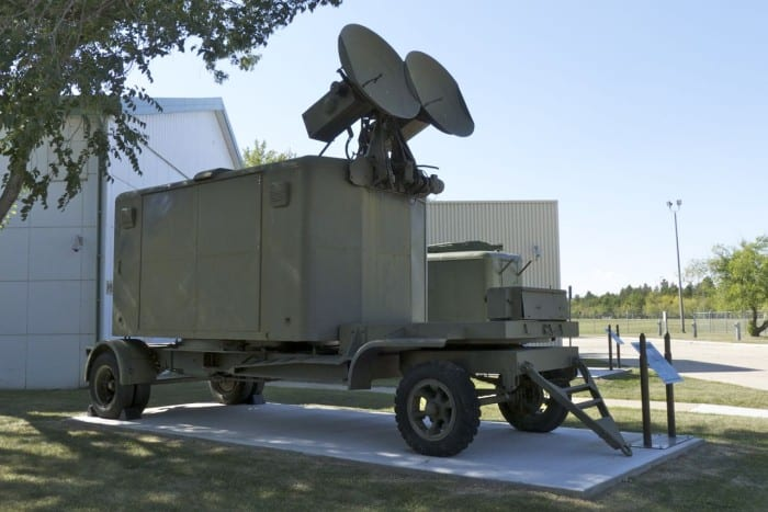 RADAR MK1 No3 GL III (c) DE TYPE APF