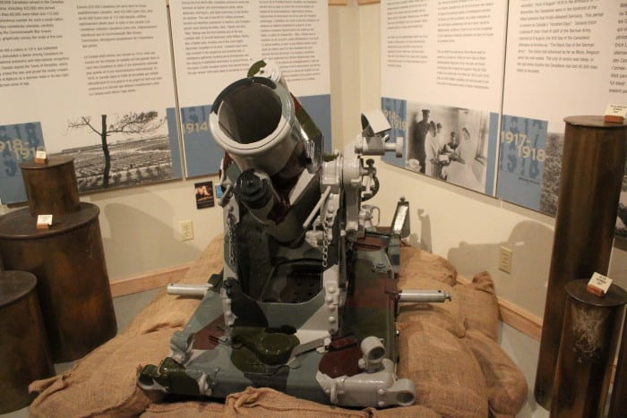 German 17cm Trench Mortor