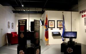 La galerie du Hall d'honneur
