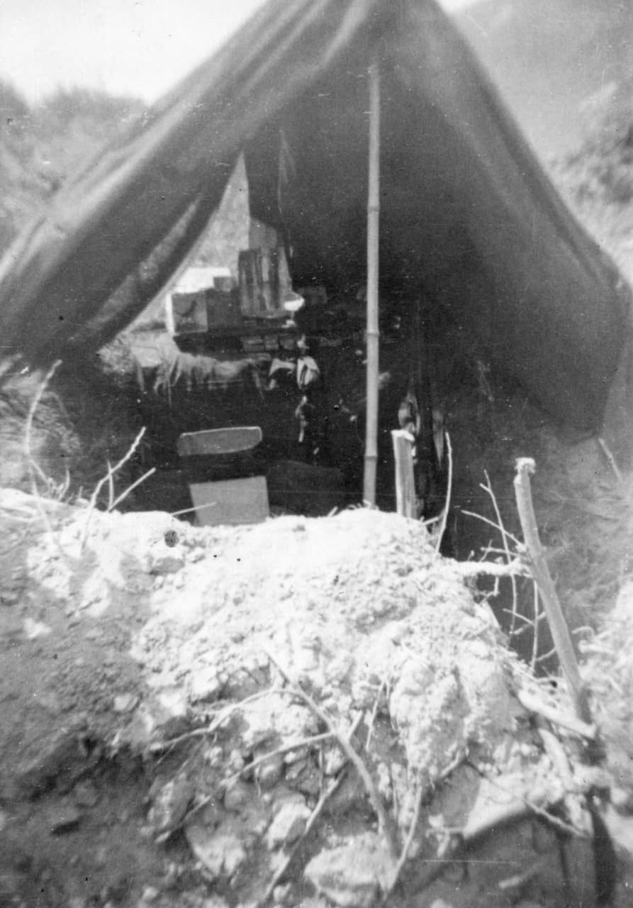 20.-July-1951-2nd-Home-Cpl-Cushing-near-Chorwon-Pos-16