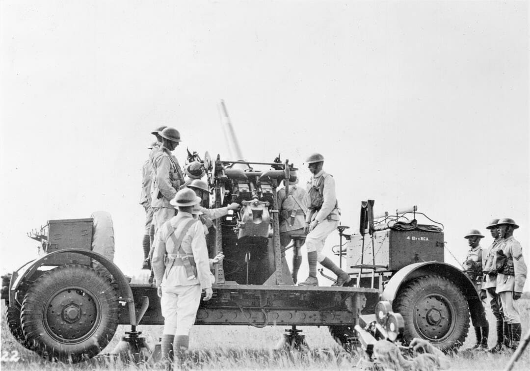 1937-Anti-Aircraft-Guns-Petawawa