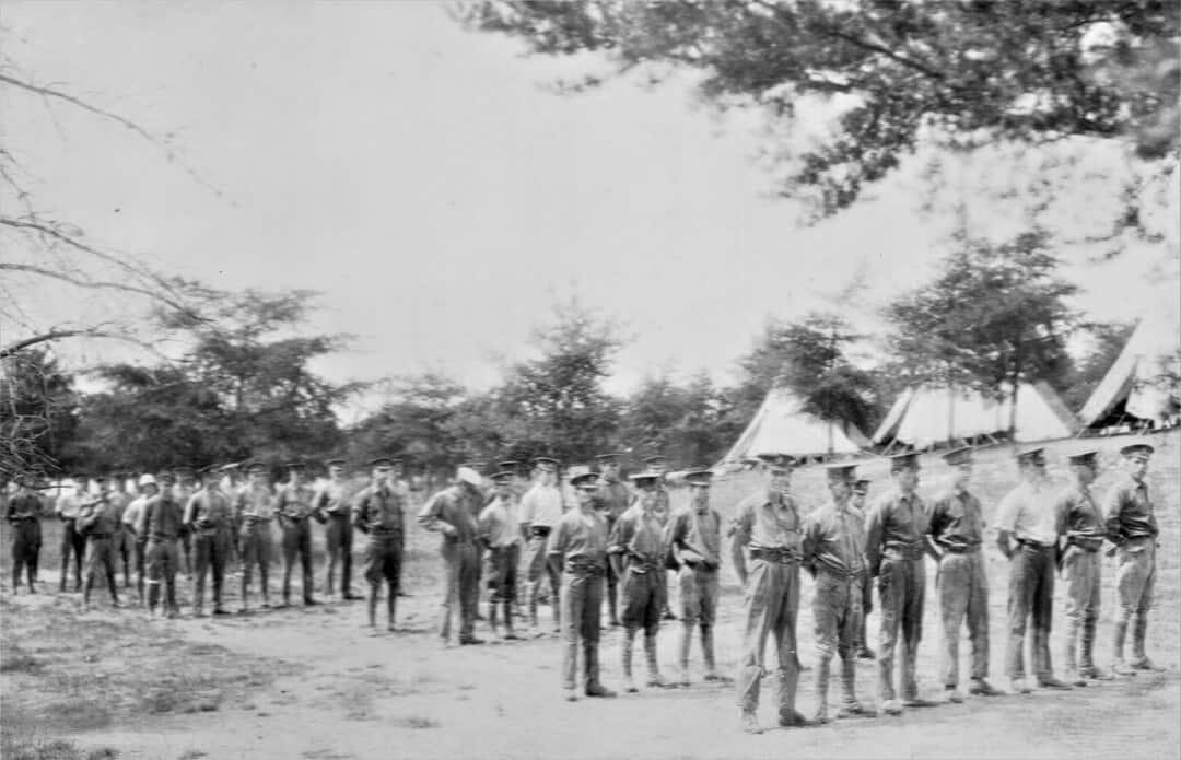 1.-1914-A-Battery-Petawawa
