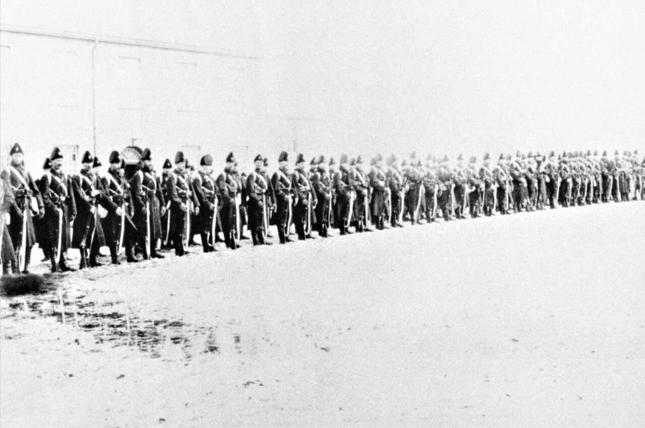 1885-B-Battery-March-Kingston