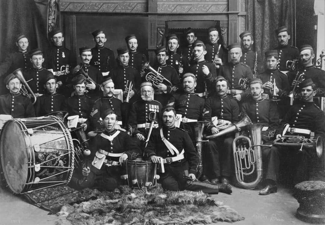 1895-1st-Halifax-Brigade-Garrison-Artillery-Band