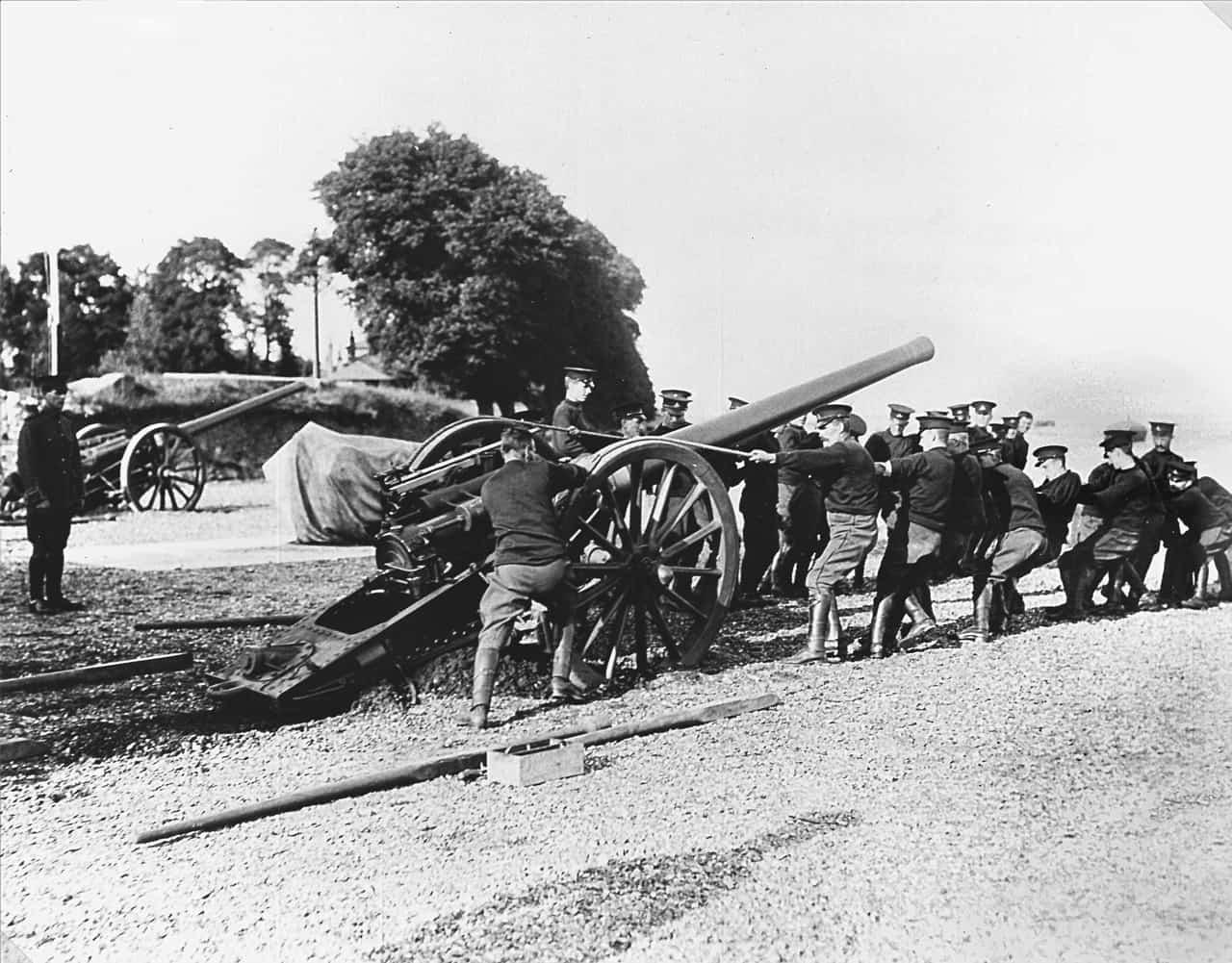 1911-Shoeburyness-Heavy-Battery