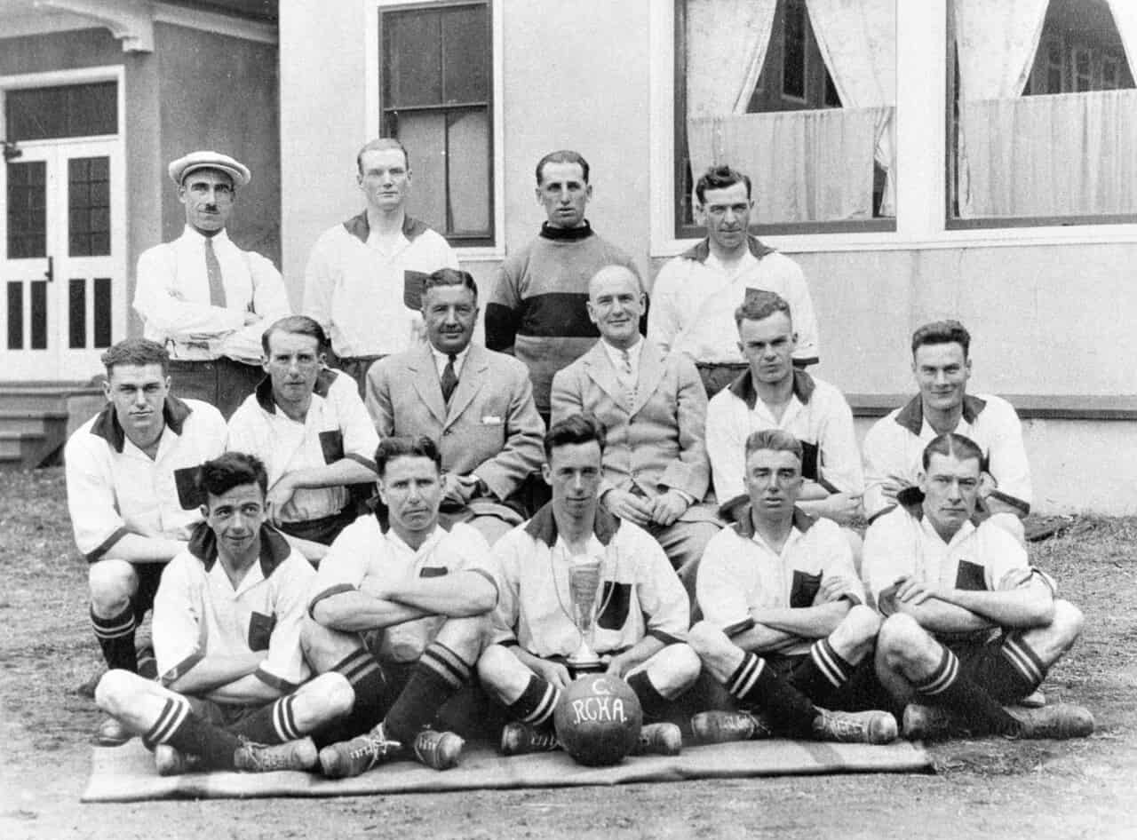 1929-C-Battery-RCHA-Winnipeg-Football-League