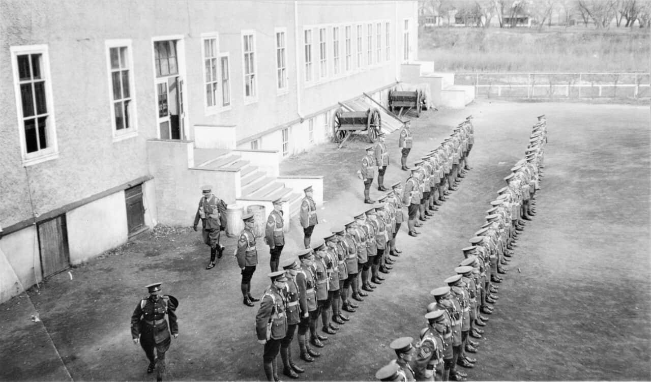 1930s-C-Battery-RCHA-Winnipeg