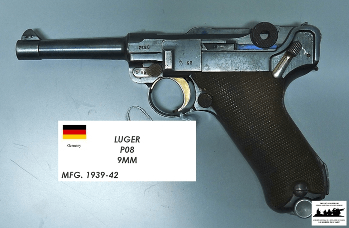 Luger-PO8