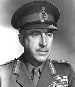 General, The Honourable HDG Crerar PC, CH, CD, DSO, CD (1888-1965)