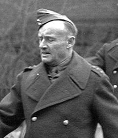 Maj C Smythe OC, MC (1895-1980)